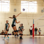 High School Girls Volleyball