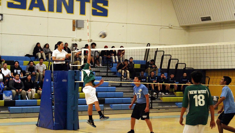High School Boys Volleyball