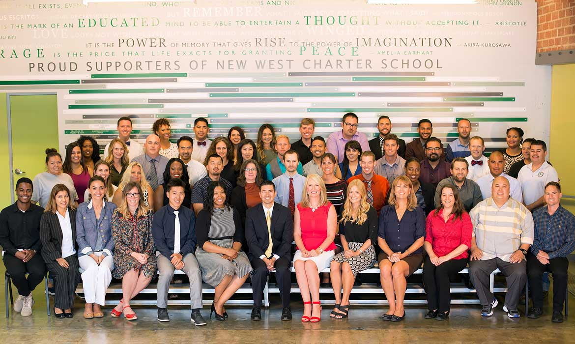 Work For Us | New West Charter School